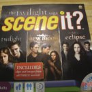 2010 The Twilight Saga Scene It?  DVD Game Unplayed