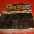 1930's? Halsam Dominoes Set with Dragon backs Double Nine set #920?