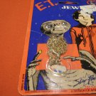 1982 E.T. necklace on card MIP sealed
