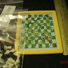 """Tiny Travel Magnetic Game Set, 3 game, only 5"""" tall!"""