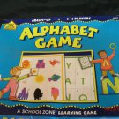School Zone Alphabet Game 1997 1 - 4 players ages 4 up