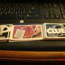 Clue Discover The Secrets Game Cards Complete Set 2009 Modern style