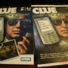 Clue Secrets & Spies Game Rules 2009 Modern style