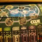 Clue Secrets & Spies Game Board 2009 Modern style