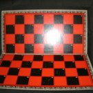 Checkers Game Board 1949 Milton Bradley