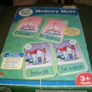 2006 LEAP FROG BILINGUAL MEMORY MATE AGES 3+ Almost Complete