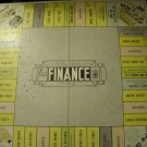 Finance Game Board ONLY 1936? Monopoly like game