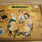 Wood Boxed Vintage Bingo Game Tucket Toy Co