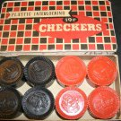 Vintage Checkers sold for 19 cents!