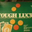 1978 Tough Luck Game by Pressman - Complete - Great Shape