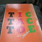 1970 Bible Tic Tac Toe Game