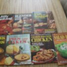 (7) Vintage Cookbooks Better Homes & Gardens From a Series #40,36,37,41 & more