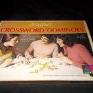 Scrabble Crossword Dominoes  - Complete