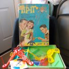 Tip - It Game by Ideal, 1965, Complete, needs cleaning