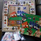 NFL-OPOLY Board Game - 2 games - Complete?