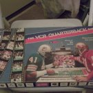 VCR Quarterback Game Complete NFL Football