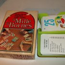 Mille Bornes Game 1971 White/Red Box Complete
