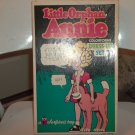 Little Orphan Annie Colorforms Dress Up Set 1977 Nearly Complete -1 piece - 1 stand
