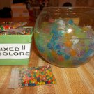 Water Beads - Gel Beads - Plant Soil Beads 1 bag Mixed 11 colors