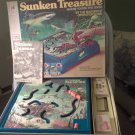 VINTAGE 1976 Sunken Treasure Game Tested Works - Not Complete