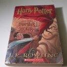 1999 IBSN 10: 0439064873 Harry Potter And The Chamber Of Secrets