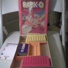 1987 Rack-O Milton Bradley Game Almost Complete