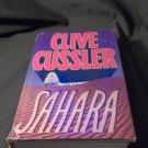 Hardcover - Clive Cussler - Sahara - 1972