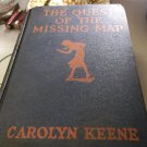 The Quest Of The Missing Map, #19, Nancy Drew, Blue Hardcover 1942