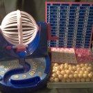 Plastic Bingo Cage Set by Cardinal   Complete