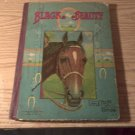 Vintage Book Black Beauty, Little Folks Edition by Anna Sewall 1915 Hardcover