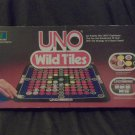 1983 UNO Wild Tiles Game   Complete