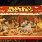 Race To Riches Game  by Golden - Western Publishing