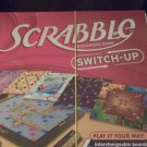 Scrabble Switch-Up Hasbro 2010  Almost Complete