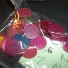 "Vintage  Magnetic ""waffle wire"" Chips for Bingo and a few non magnetic ones"