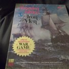 1975 Avalon Hill War Strategy Game WOODEN SHIPS AND IRON MEN