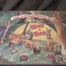 The Adventures of Oliver & Toes Board Game 1989 ASPCA