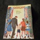 Hard To Find Vintage Welcome to GAMELAND Milton Bradley Land Brochure
