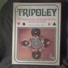 1969 Tripoley Game Cadaco Deluxe Layout ONLY