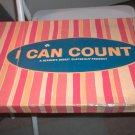 Vintage Readers Digest Playskills I Can Count Game