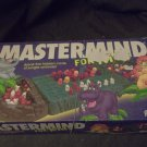 1995 Mastermind for Kids - Break the Hidden Code of Jungle Animals - 3 Levels of Play