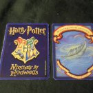 2000 Harry Potter Mystery At Hogwarts Game Part -  Blue Card,  Potions Class