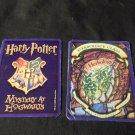2000 Harry Potter Mystery At Hogwarts Game Part -  Blue Card,  Herbology Class
