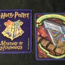 2000 Harry Potter Mystery At Hogwarts Game Part -  Blue Card,  History of Magic Class