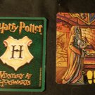 2000 Harry Potter Mystery At Hogwarts Game Part -  Green Card, New spell