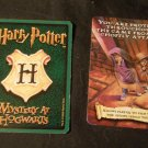 2000 Harry Potter Mystery At Hogwarts Game Part -  Green Card, Protection from Ghosts