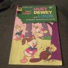 Whitman, Huey Dewey & Louie Comic Jr. Woodchucks#30 1974 Clean & in Decent Shape