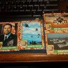 Five (5) Desert Storm Trading Cards - 4 Four Designs