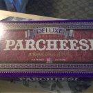 Deluxe Parcheesi Game Milton Bradley 1989