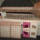 Vintage Senior Bingo Outfit, Transco, Automatic Bankers Table, Numbers Shuffle