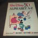 1983 WALT DISNEY ALPHABET A-Z  WALT DISNEY FUN-TO-LEARN LIBRARY VOL. 1
